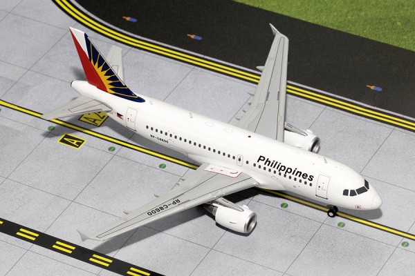 Airbus A319 Philippine Airlines Scale 1/200