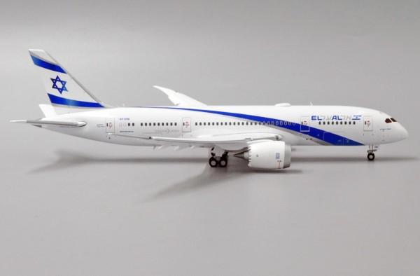 Boeing 787-8 El Al Israel Airlines Flaps Down Version 4X-ERA Scale 1/400