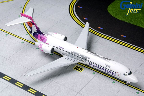 Boeing 717-200 Hawaiian Airlines Scale 1/200