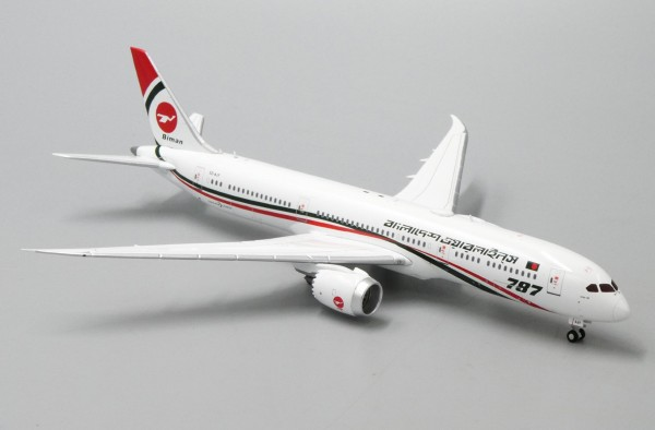 Boeing 787-9 Biman Bangladesh Airlines S2-AJY Scale 1/400