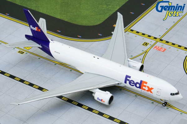 Boeing 777-200LRF FedEx Express Scale 1/400