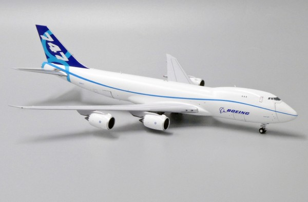 Boeing 747-8F House Color N50217 Scale 1/400