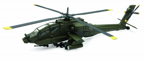 Apache AH-64 Scale 1/55