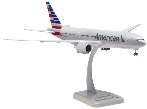 Boeing 777-200 American Airlines N776AN Scale 1:200