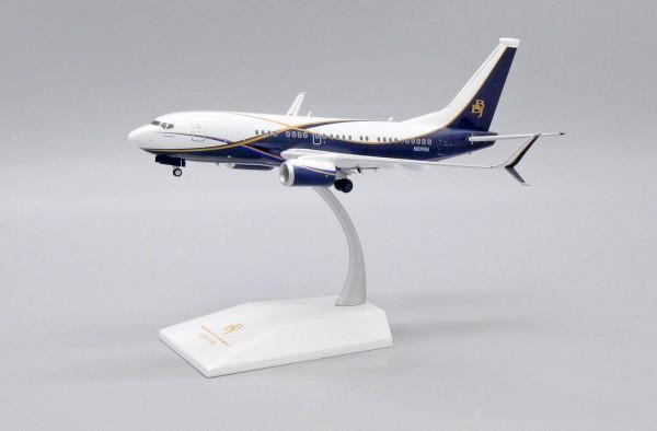 Boeing 737-700BBJ Boeing House Color N839BA Scale 1/200