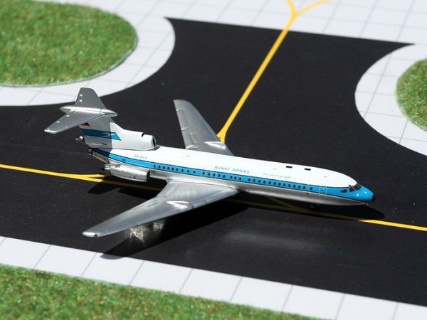 Hawker Siddeley Trident 1E Kuwait Airways 9K-ACF Scale 1/400