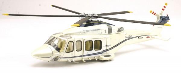 Agusta-Westland AW139 white Scale 1/48