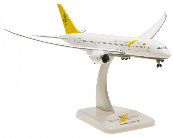 Boeing 787-8 Royal Brunei Scale 1:400