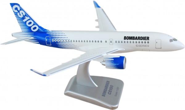 Bombardier CS100 House Colour Scale 1:200