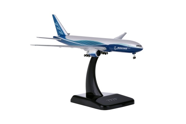 Boeing 777F House Color Scale 1:500