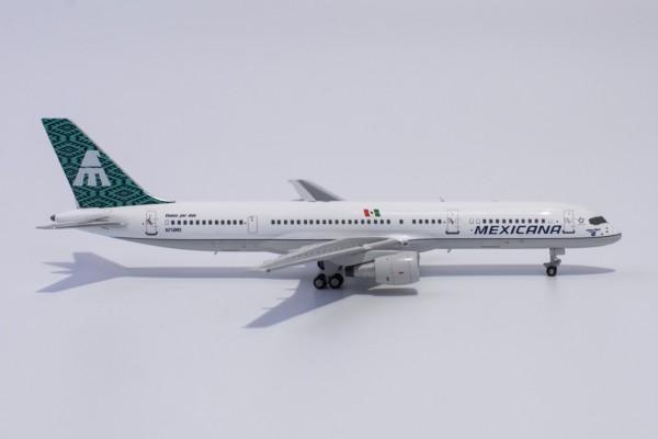 Boeing 757-200 Mexicana N758MX Scale 1/400