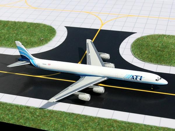Douglas DC-8-73F Air Transport International (ATI) Scale 1/400
