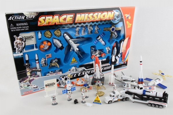 Space Mission 28tlg. Playset