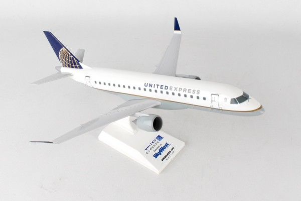 Embraer ERJ-175 United Airlines Skywest Scale 1/100