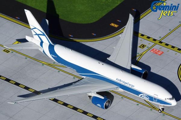 Boeing 777-200LRF AirBridgeCargo Airlines Scale 1/400