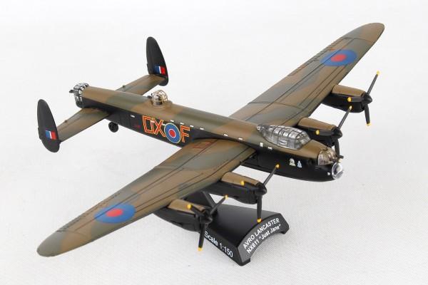 POSTAGE STAMP Avro 683 Lancaster RAF Just Jane 1/150