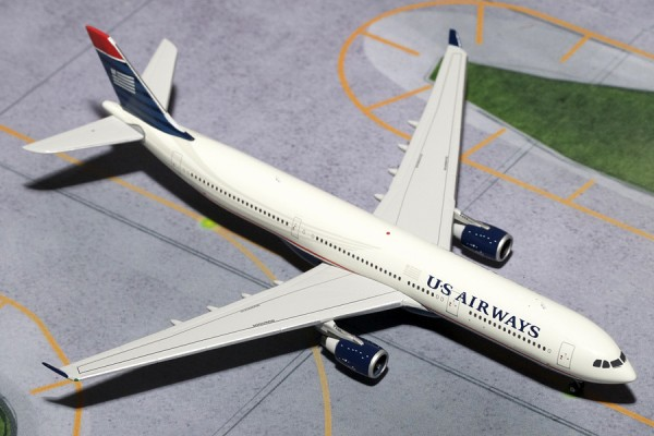 Airbus A330-300 US Airways Scale 1/400