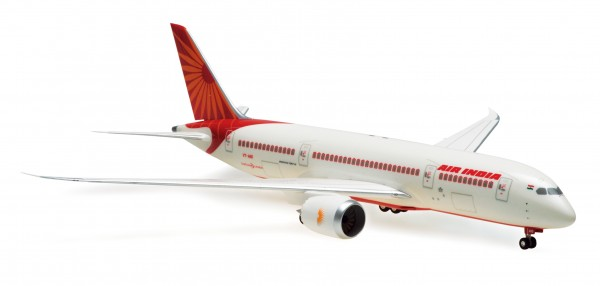 Boeing 787-8 Air India N.L. Ground Configuration Scale 1:200