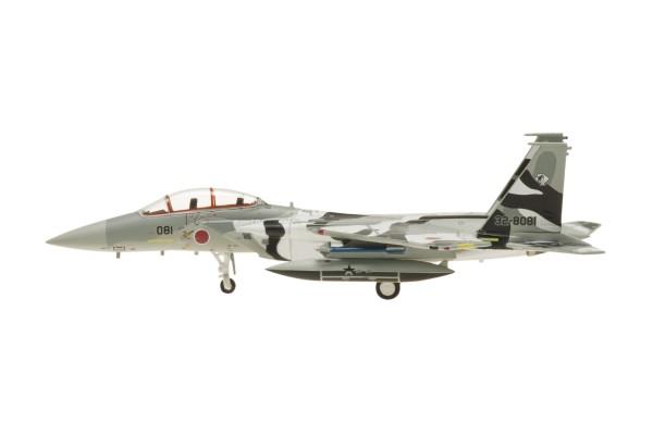 McDonnell Douglas F-15DJ JASDF, 32-8081, Year 2009, Black Scale 1/200