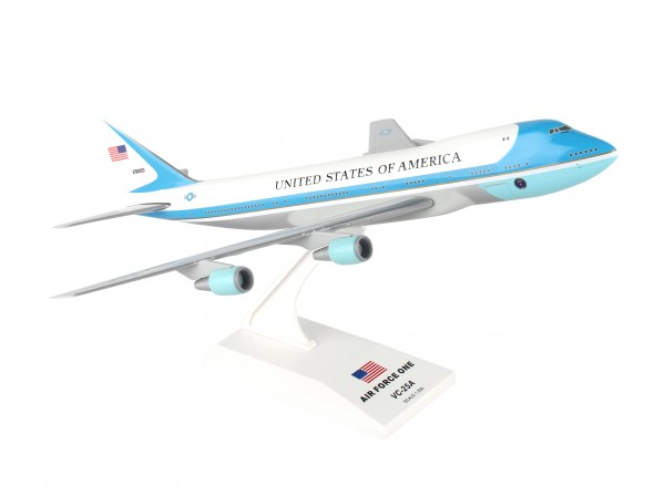 Boeing 747-400 (VC-25) Air Force One Scale 1/250