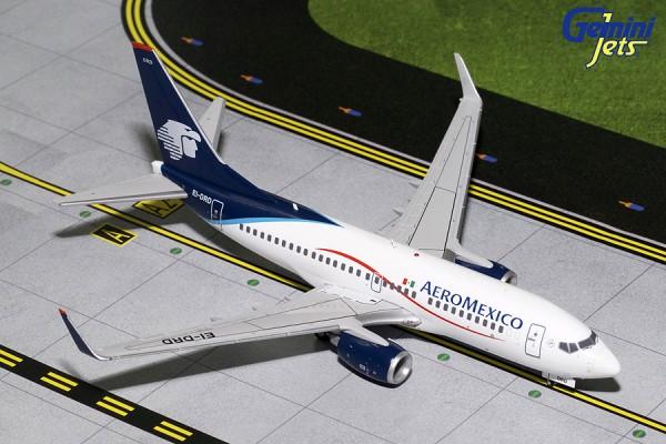 Boeing 737-700 Aeromexico Scale 1/200