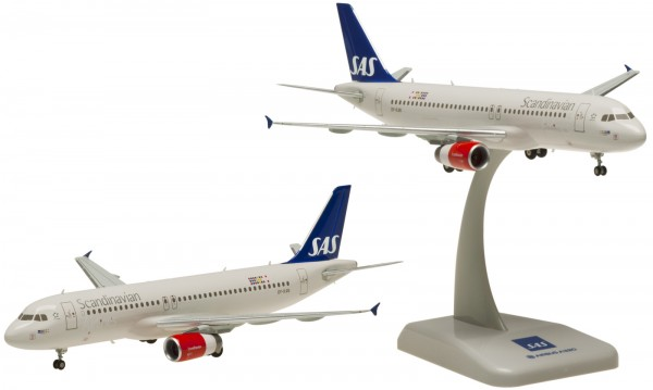 Airbus A320 SAS (Die Cast) Scale 1:200
