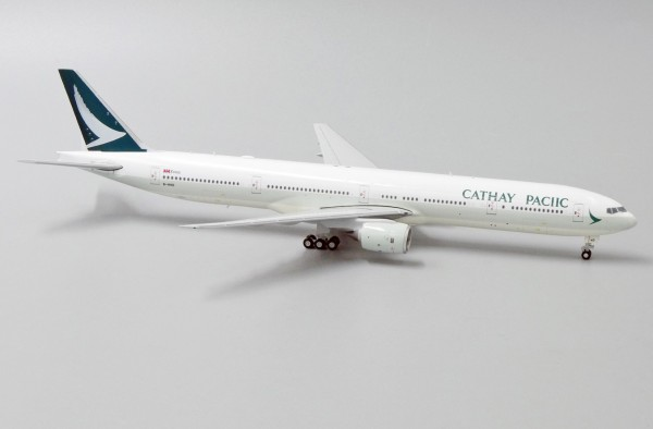 """Boeing 777-300 Cathay Pacific """"Wrong title version"""" B-HNO Scale 1/400"""