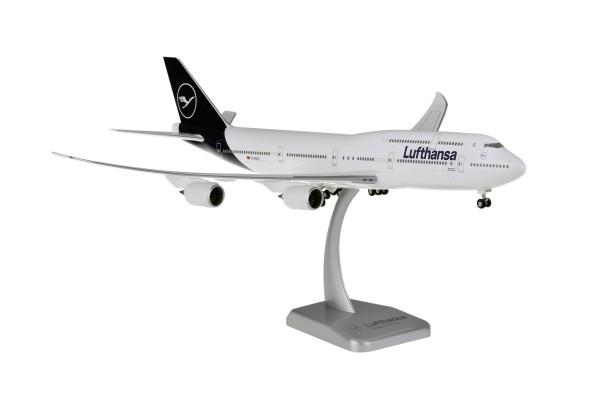 Boeing 747-8 Lufthansa New Livery D-ABYA Brandenburg Scale 1:200 w/G