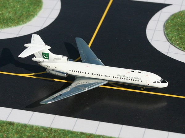 Hawker Siddeley Trident 1E Pakistan Air Force Scale 1/400