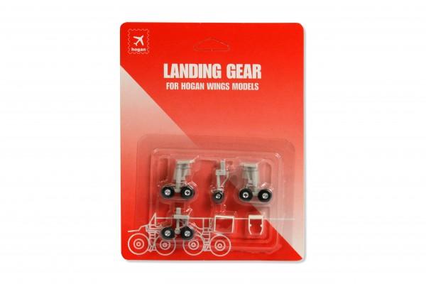 Fahrwerk / Landing gear A340-500/600 for Hogan Wings Models
