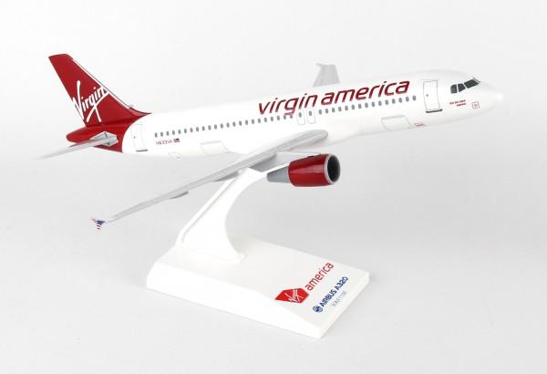 Airbus A320-200 Virgin America Scale 1/150
