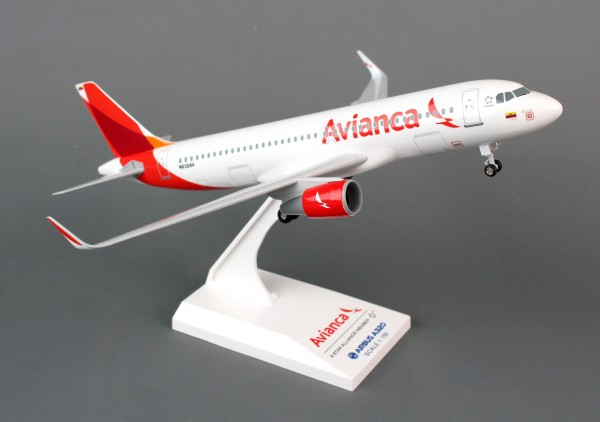 Airbus A320-200 Aviana Airlines NL Scale 1/150 w/G