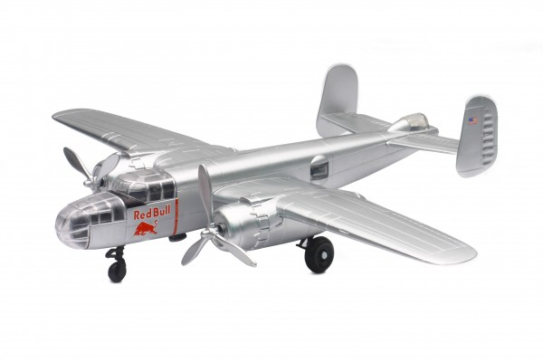 North American B-25 Mitchell Red Bull Scale 1/72