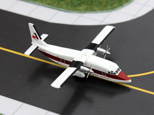 Shorts 360 Allegheny Airlines Scale 1/400