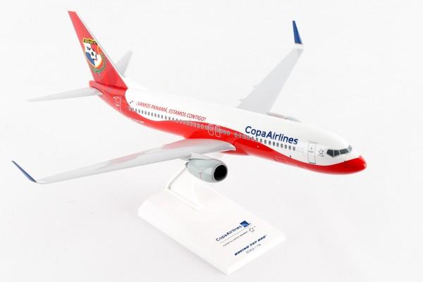 "Boeing 737-800 Copa Airlines ""Fepa Fut"" Scale 1/130"