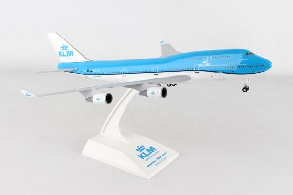 Boeing 747-400 KLM Scale 1/200 w/gear