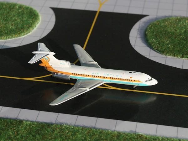 Hawker Siddeley Trident 1E Air Ceylon 4R-ACN Scale 1/400
