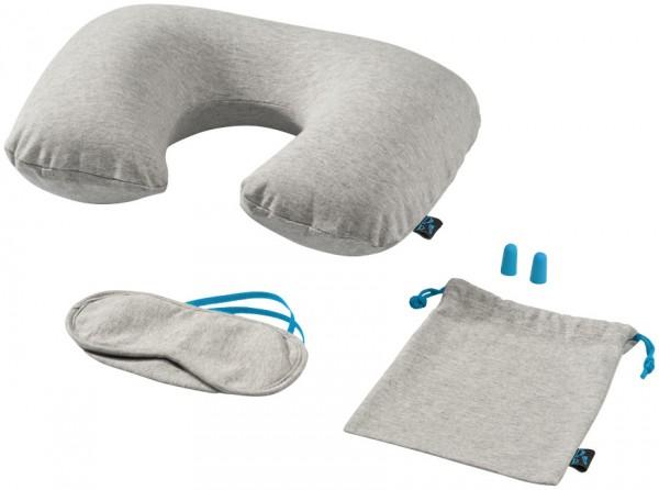 Travel Set inflatable, grey