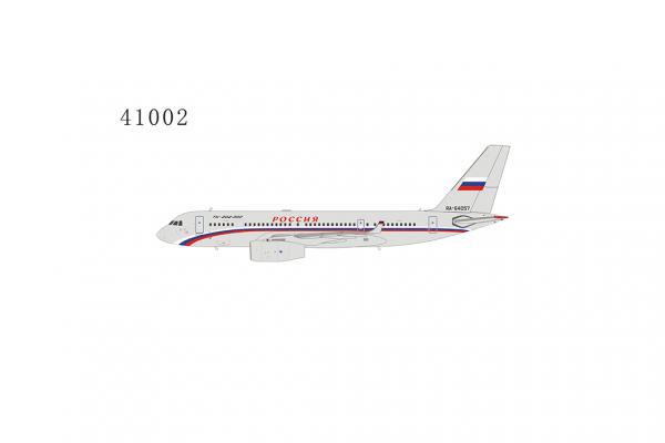 Tupolev Tu-204-300 Russia State Transport Company RA-64057 Scale 1/400 #