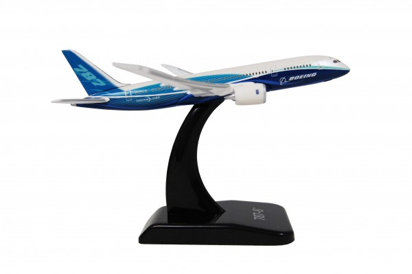 Boeing 787-8 House Color Inflight Wings Scale 1:500