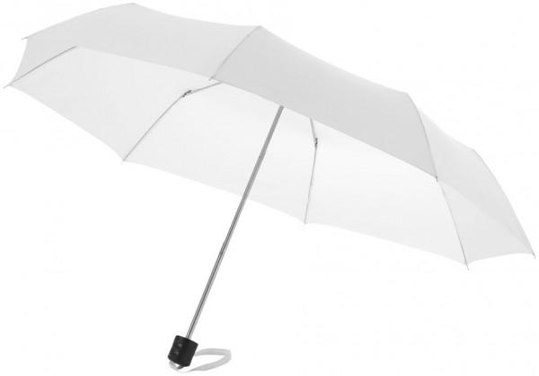 Mini-Taschenschirm weiß / Umbrella white