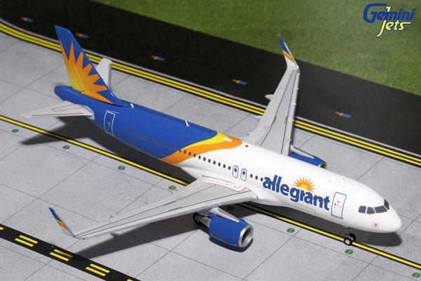 Airbus A320-200S Allegiant Air Scale 1/200
