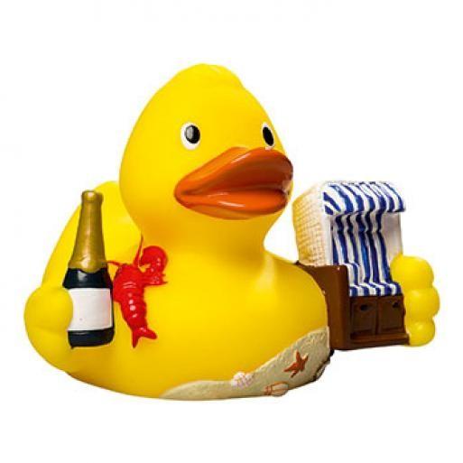 """Quietsche-Ente """"Sylt"""" / Rubber duck """"Sylt"""""""