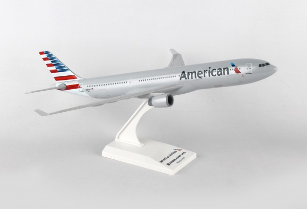 Airbus A330-300 American Airlines Scale 1/200