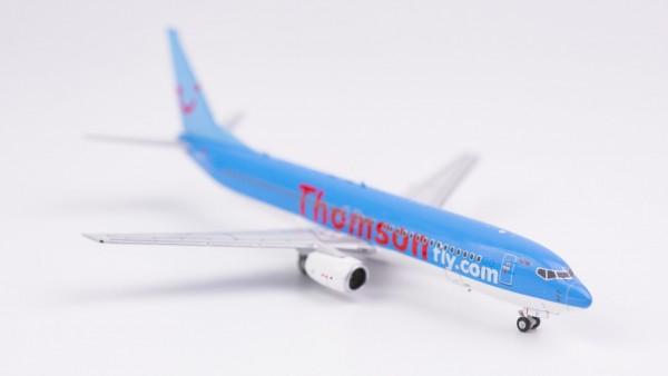 Boeing 737-800 Thomsonfly G-CDZI Scale 1/400