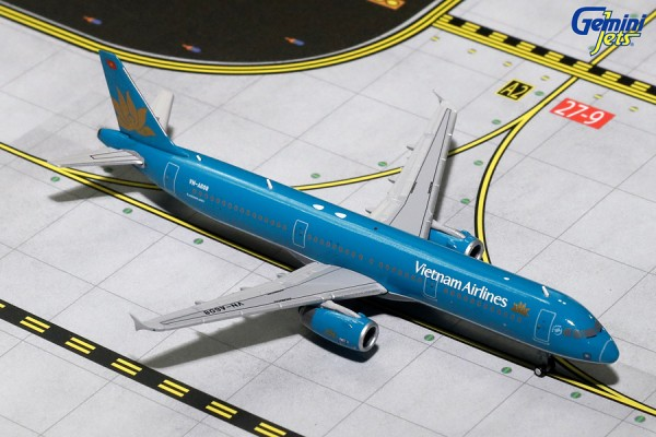 Airbus A321-200 Vietnam Airlines Scale 1/400