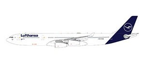 Airbus A340-300 Lufthansa New Livery Scale 1/400