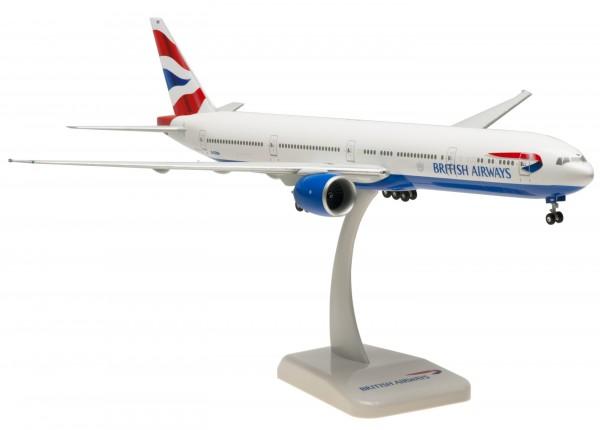 Boeing 777-300ER British Airways Scale 1:200