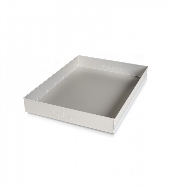 drawer small aluminium, anodized