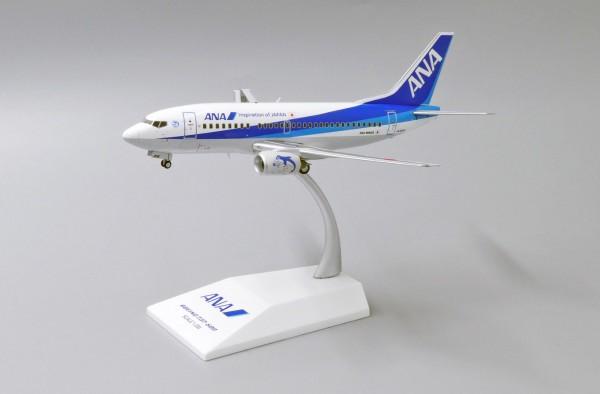 "Boeing 737-500 ANA ""Farewell"" JA305K Scale 1/200"